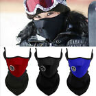 Half Face Mask Anti Dust Filter Bike Motorccycle Riding Ski Outdoor Stretch Mask