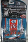 2017 ARIC ALMIROLA #43 STP DARLINGTON 1/64 NASCAR AUTHENTICS CAR WAVE 8 W/HOOD