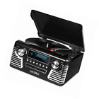 Victrola 50's Retro 3-Speed Bluetooth Turntable with Stereo CD Player