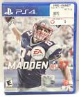 Madden NFL 17 (Sony PlayStation 4, 2016) PS4 Video Game