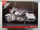 Academy 1/10 Scale (Harley) Police Motorbike Model Kit - New - Kit # 15500