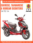 2008 Hyosung SD50 Haynes Online Repair Manual - Select Access