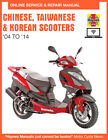 2005 Hyosung SD50 Haynes Online Repair Manual - Select Access