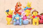 Winnie the Pooh playset cake toppers 6 piece set Tigger Eeyore Piglet FAST SHIP
