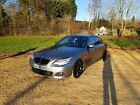 LARGER PHOTOS: 2009 FACELIFT E60 BMW 520D M SPORT BUSINESS EDITION SALOON GREY 5 DOOR