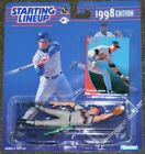 1998 CHIPPER JONES Atlanta Braves Starting Lineup SLU NOC Kenner MLB BASEBALL