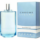 Chrome Legend Azzaro Men 4.2 oz 125 ml Eau De Toilette Spray Box Sealed
