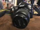 Nikon D50 61MP Digital SLR Camera Black Kit w AF S DX 18 55mm Lens