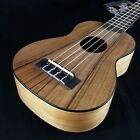 New KALA KA PWS Pacific Walnut Soprano Ukulele
