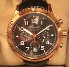 Breguet Type XXI Flyback Chronograph 18k Rose Gold 3810BR. Serviced, B