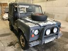 LARGER PHOTOS: Land Rover Defender 90 ex Army 1988
