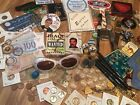 Junk Drawer Lot 1 Vintage Treasures + Stuff Old Coins Watches Jewelry+++++