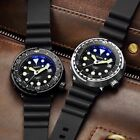 Stainless Steel Tuna Dive Watch - SII NH35A Movement - MarineMaster Homage