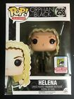 SDCC 2015 FUNKO POP! TV ORPHAN BLACK PARKA HELENA EXCLUSIVE #258