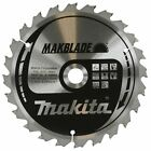 Makita  Circular Saw Wood Blade 190mm X 20mm X 24T B-08894 DHS710ZJ 18V 36V