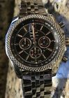 Excellent! BREITLING BENTLEY Barnato A41390 Automatic With Box Guarantee 391567