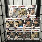 Funko Pop! Games Lot Overwatch Tekken Mega Man Vaulted Exclusives