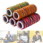 5pcs Rainbow Color Sewing Thread Hand Machine Quilting Embroidery Sewing Thread