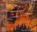 DRAGONHAMMER Time For Expiation + 1 JAPAN CD Rhapsody Kamelot Melodic Symphonic