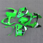 Green ABS Fairing Bodywork Set Fit for Kawasaki Ninja ZX9R 2002-2003 Motorcycle