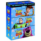 TOY STORY 3 MOVIE COMPLETE COLLECTION DISNEY BLU RAY BOX SET BRAND NEW SEALED