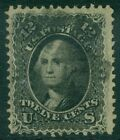 EDW1949SELL : USA 1868 Scott #90 Used. Fresh & Sound stamp. PSAG Cert. Cat $400.