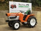 KUBOTA B1500 4WD COMPACT SMALL TRACTOR IN VGC LOW HOURED