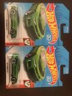 2018 Hot Wheels Super Treasure Hunt 2017 Camaro ZL1 Lot Of 2 With Card Variation