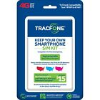 Tracfone Keep Your Own Phone 3 in 1 Prepaid SIM Card Kit