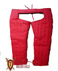 Medieval Thick Padded laggings / pants Aketon Coat Armor sca larp