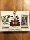 2017 Leaf Valiant Football Factory Sealed Hobby Box! Very Rare Find—$100 Reserve