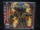 HELL IN THE CLUB Shadow Of The Monster + 1 JAPAN CD Secret Sphere Elvenking