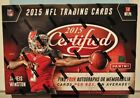 2015 Panini Certified Football Hobby Box Unopened Factory Sealed