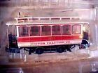 Bachmann Spectrum On30 25128 CLOSED STREET CAR UNITED TRACTION NEW