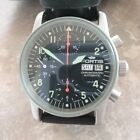 FORTIS PILOT MIDSIZE CHRONO AUTOMATIC WATCH 622 10 141