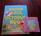 Shark Kiss Octopus Hug L Reed New Scholastic Listening Center 1 Book with CD