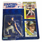 MLB Starting Lineup SLU Jose Canseco Action Figure Texas Rangers 1993 Kenner