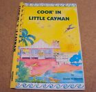 Cook In Little Cayman Island Cookbook Gladys Howard Signed Pirates Point Resort