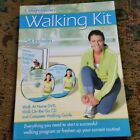 Weight Watchers Walking Kit CD DVD and Guide