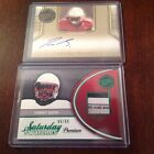 2011 Press Pass Torrey Smith Rookie Tag Patch 99 and Auto