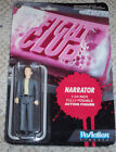 Fight Club NARRATOR Action Figure - ReAction Funko 2015 Edward Norton