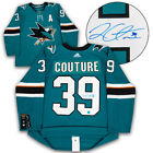 Logan Couture San Jose Sharks Autographed Adidas® Authentic Pro Hockey Jersey