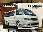 Aoshima 53560 As-Max KZH100 Hiace Wagon '99 Toyota 1/24 scale kit