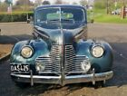 1940 Buick 40 special model 46 coupe american classic