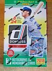 2018 DONRUSS BASEBALL FACTORY SEALED HOBBY BOX with USPS PRIORITY SHIPPING