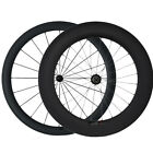 700C Carbon Wheels Front 50mm Rear 88mm Road Racing Bike Cycling Wheelset