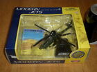 USA AH 64 LONGBOW APACHE HELICOPTER MOTOR MAX TOY Die Cast Metal Toy 5 LONG