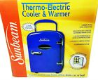 Sunbeam Thermo-Electric Dorm Office Car Boat Camping Portable Cooler