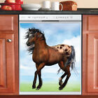 Beautiful Cute Decor Kitchen Dishwasher Magnet Gorgeous Native Spring Horse