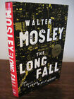 Signed 1st Edition The Long Fall Walter Mosley Mystery Thriller Crime First Prnt